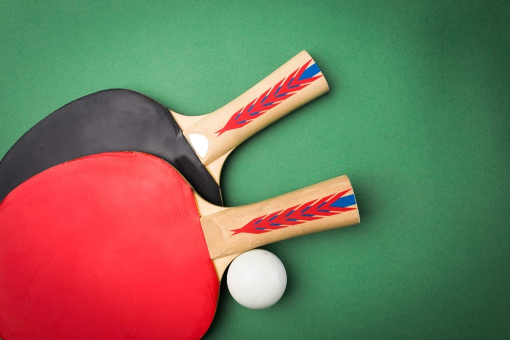 Interview is like Ping pong back and forth